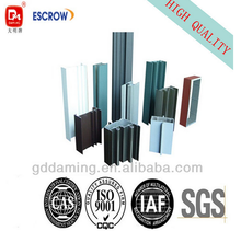 a wide selection of building aluminum profile