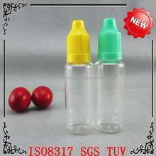 PET eliquid dropper bottles 20ml