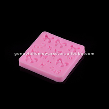 Hot selling new decorative silicone chocolate/fondant cake mould with low price