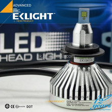 2015 EKLIGHT Canbus led projector headlight