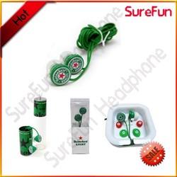 Portable Headphone. Material Plastic best in ear earphone