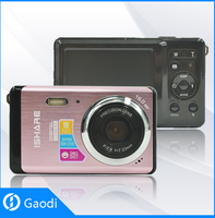 Hot new products for 2014 gaodi free shipping camera min camera control kids