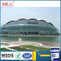 Water-based epoxy zinc phosphate primer paint