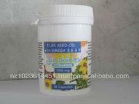 Vegetable source of Omegas 3, 6, 9 oils