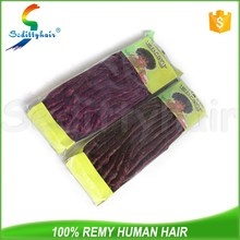 Best price cheap colorful ebony soft dread lock synthetic braiding hair