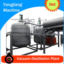 Used Oil Recycling Plant YJ-TY-24