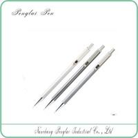 wholesale click metal pencil pen