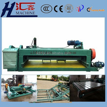 CNC Spindle less wood veneer peeling lathe for plywood machines