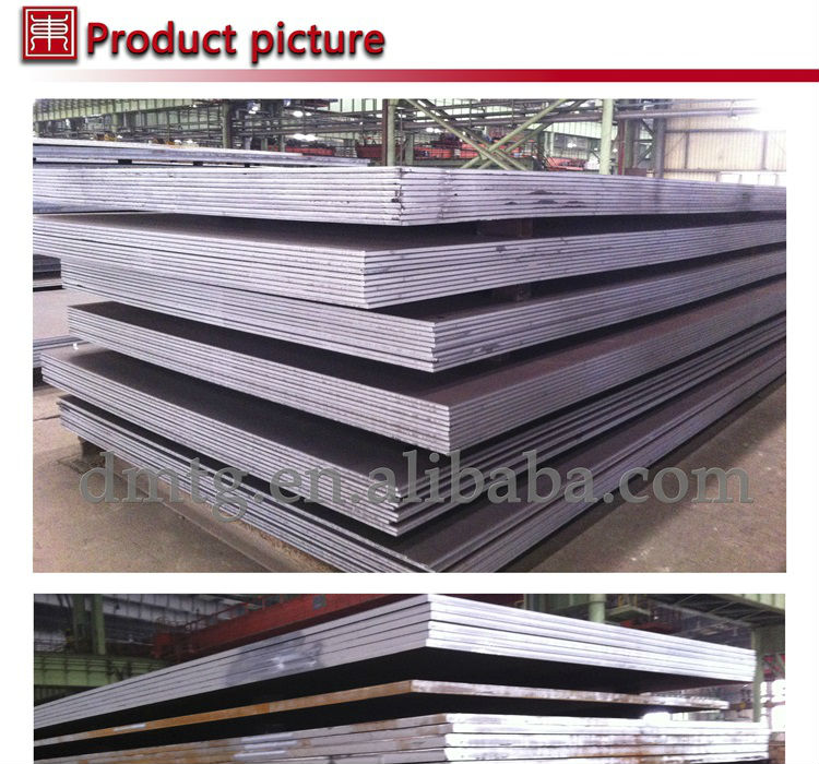 Privide Mild Steel Plate With Factory Price