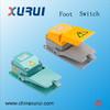 15a 250vac aluminium foot switch / mechanical press foot switch manufacturer / floor lamp foot switch
