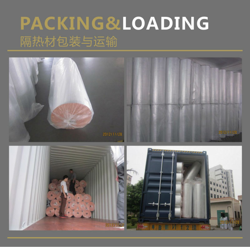 Thermal insulation blanket thermal insulation ceiling for Basement blanket insulation for sale