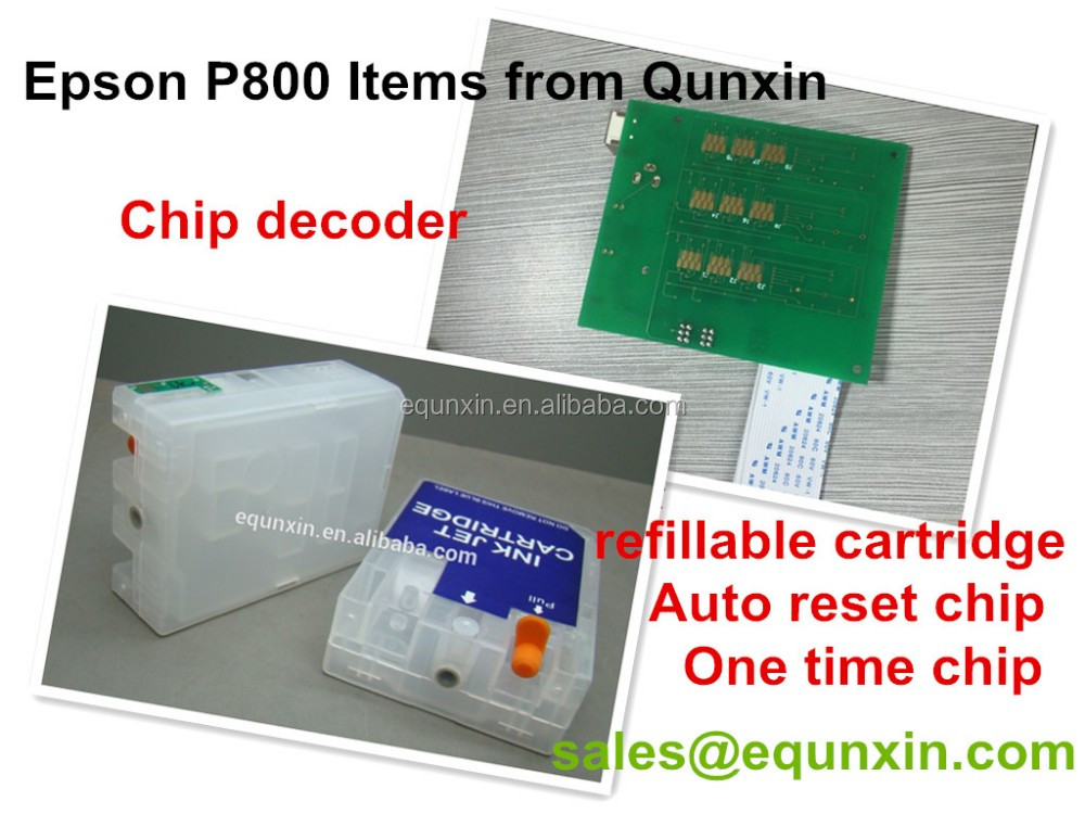 P800 items