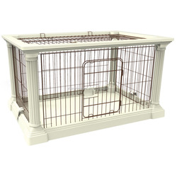 High Quality Promotional Pet Cage Stainless Steel Cat Cage