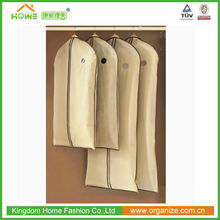 Reusable Vision Garment Bag Customized coat cover