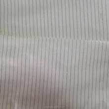 T/R yarn dye twill stripe fabric for suit