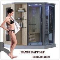 HS-SR079 acrylic steam room sauna room/ computer steam sauna room/ best steam sauna