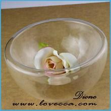 wholesale geometric glass rose bubble