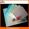 High absorbency disposable waterproof dog diaper/dog pee pad