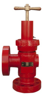 Oil equipment company oil drilling and producting system wellhead assembly api 6a adjustable choke valve