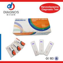 Wholesaled drug test devices(urine/saliva)(BZO)(strip/cassette)