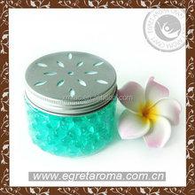 2015 New arrival factory price toilet air freshener gel type air freshener aromatic beads