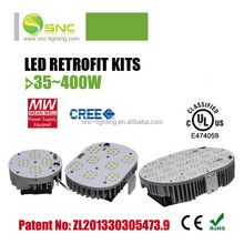 ul cul listed warm natural cool cold white color 35w led retrofit kit industrial&commercial lighting Mean Well external driver