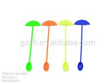 colorful/transparent plastic sticks/swizzle sticks/ cocktail sticks stirrer /bar sets