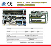 3 LAYERS AUTOMATIC CAR PARKING SYSTEM