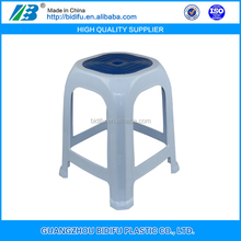 new design protable kids plastic step stool colorful adult or kids nonslip PP step stool plastic stool