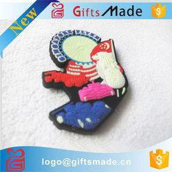 wholesale custom pvc malaysia fridge magnet supplier