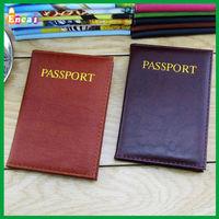 Encai Wholesale World Map Journey Organizer Passport Cover/Indigo Bankbook Case/Stocked Tickets&Cards Holder