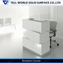 reception desk display case/build a reception desk/led reception desk