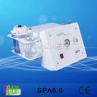 2014 Água Mulheres Hidro dermoabrasão máquina, aspirador de pele