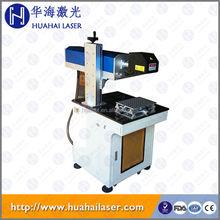 Metal/ Ceramics/Glass Marking machine Fiber laser machine 50w