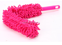 Bendable Chenille Duster Cleaning Fan Duster Corner Cleaning Duster