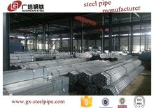 Pipe manufacturer!!! Tubo galvanizado galvanized iron pipe specification