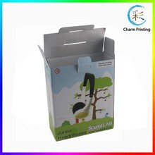 Apparel Industrial Use and Handmade Feature folding paper box