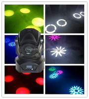 new arriving cheap price 16channel gobo 90w moving head led pin spot light