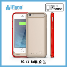 For Apple Compatible Brand 3100mAh External Battery Charger Case for iPhone 6