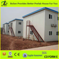 2013 prefabricated bungalow for hotel,office,apartment,toilet,shop&camp
