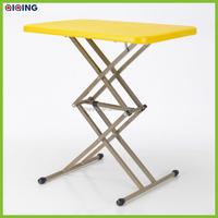 Square folding aluminium table outdoor table HQ-1052-38