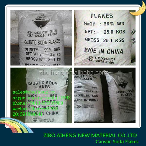Zibo Tysan Light Industrial Products Co Ltd: Sodium Hydroxide Sale Naoh Price 99% Caustic Soda Flakes