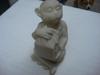 Guo hao custom resin monkey figurine for ornament gift