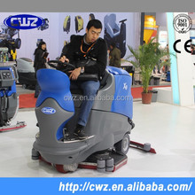 Welcomed Driving Type Auto Floor Cleaning Equipment