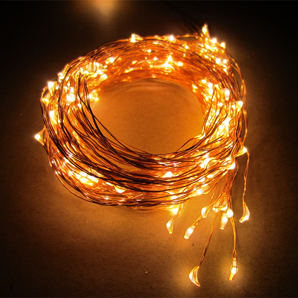 Christmas Light Rgb Mini Fairy Led Copper Wire String Lights - Buy Led Copper Wire String Lights ...