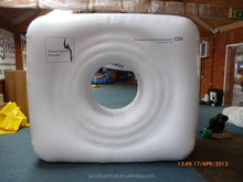 gaint inflatable CT scanner