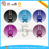 Hot selling large capacity waterproof nylon 5 colors mini trolley bag