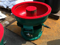 80Lmetal joya pulidor maquina diferentes tamanos de maquina vibración pulidora maquina para metal pulido maquina