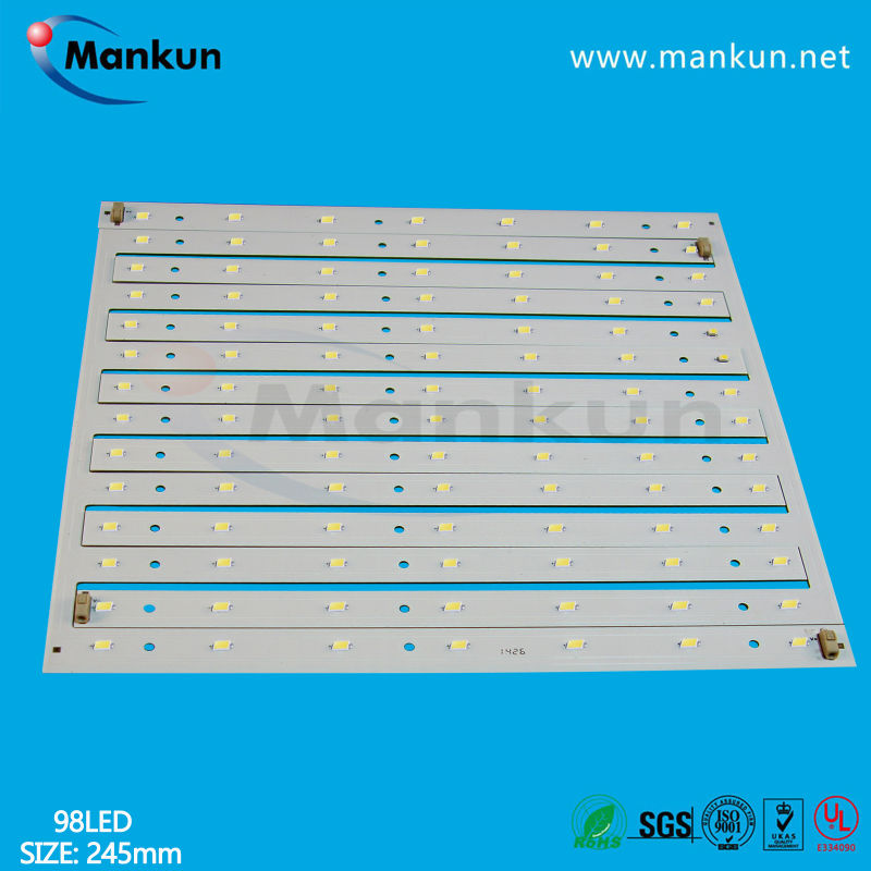 Smd 5630 Led Chip Printed Circuit Board For Panel Lamp