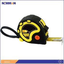 minier rubber and PP case digital measuring tapes